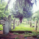 Hampstead cemetary