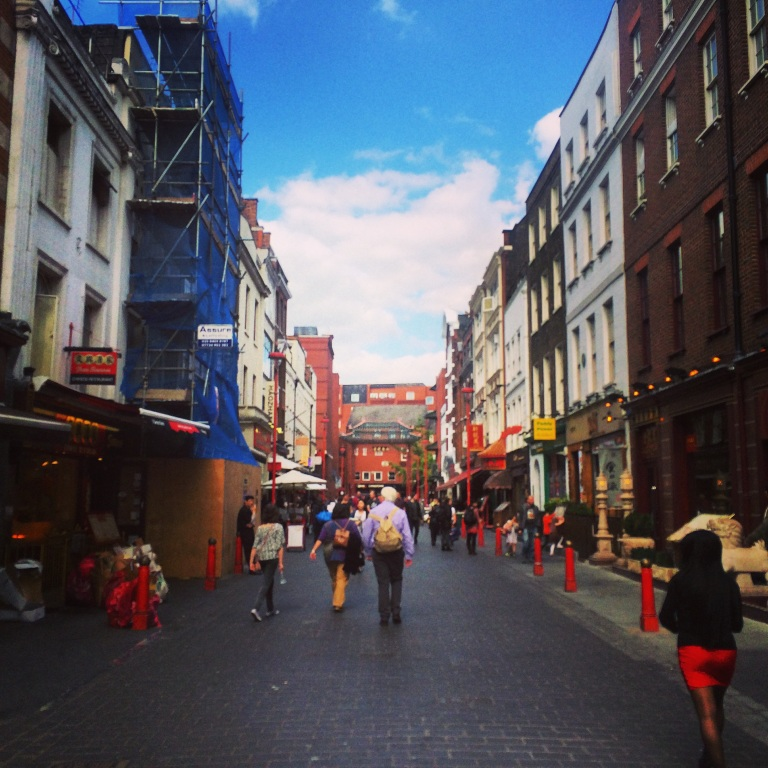 china town insolite londres